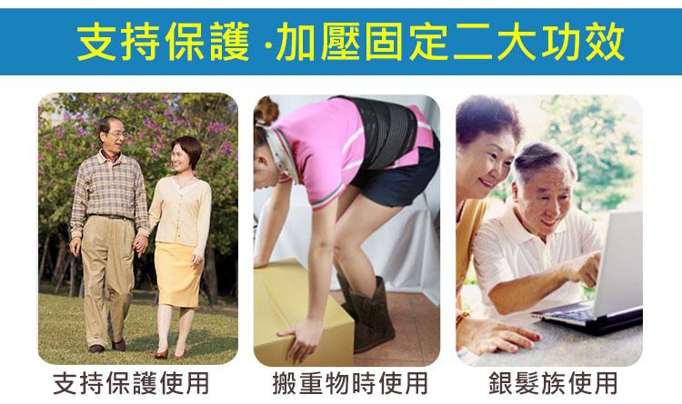 護腰帶保護預防兩大功效