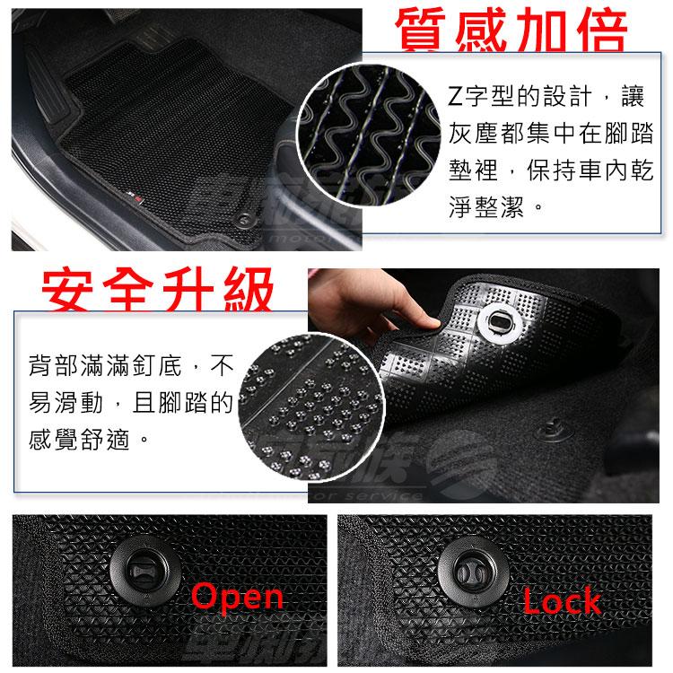 3M 安美汽車腳踏墊-質感加倍,安全升級