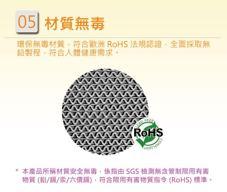 3M 安美汽車腳踏墊-材質無毒